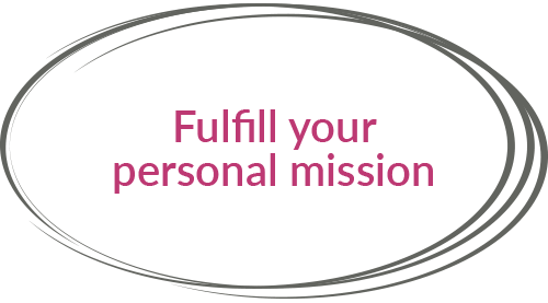 Marconics Benefits - Fulfill your personal mission